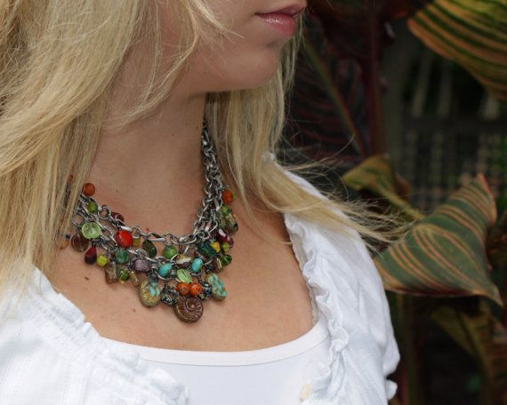 From Etsy YaY Jewelry... LOVE this!
