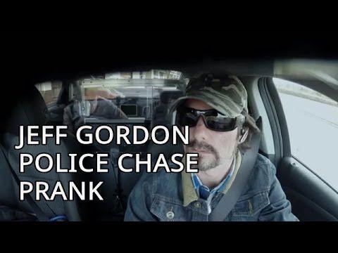 Jeff Gordon Test Drive 2 | 2014 PepsiMax Prank - (youtube)