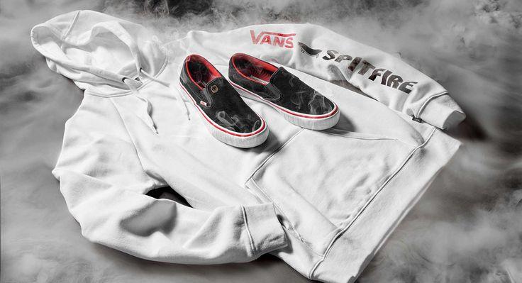 Представляем коллаборацию скейтдорд брендов - Vans x Spitfire. Фотографии и описание коллекцию. Читайте на мужском портале Stone Forest.