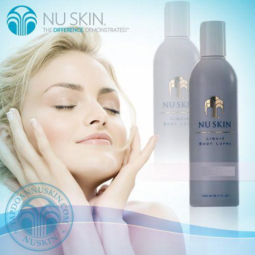 sản phẩm tẩy tế bào chết nuskin