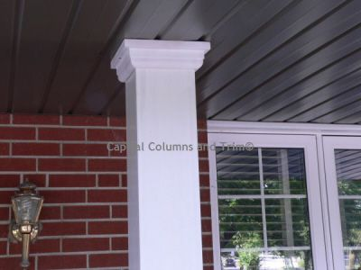 15 Best Exterior Fiberglass Columns Images On Pinterest