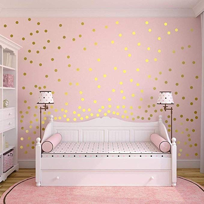 Affiliatelink Slivercolor Gold Punkt Aufkleber Herausnehmbarer Dot Aufkleber Wandtattoo Punkte Fur Kinderzimm Kinder Zimmer Deko Kinder Zimmer Und Wandsticker Kinderzimmer