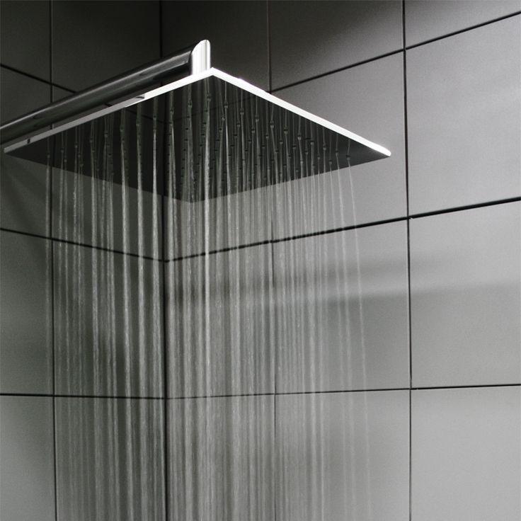 Soffione doccia per installazione libera www - Lampade per doccia ...
