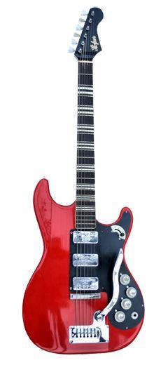 1962 Hofner Super Solid, Mark Knopflers first guitar
