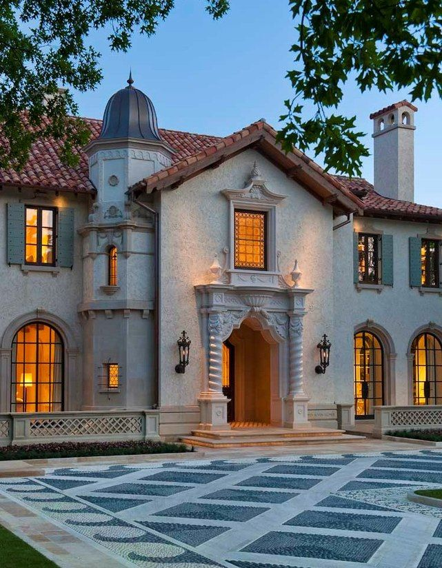 306 best mediterranean and spanish revival style images on for Spanish style homes for sale near me