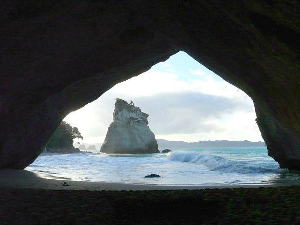 Neuseeland - Coromandel - Cathedral Cove