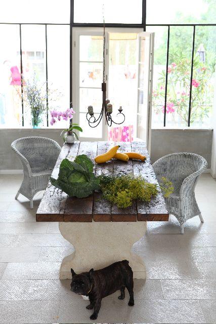 stół i BO