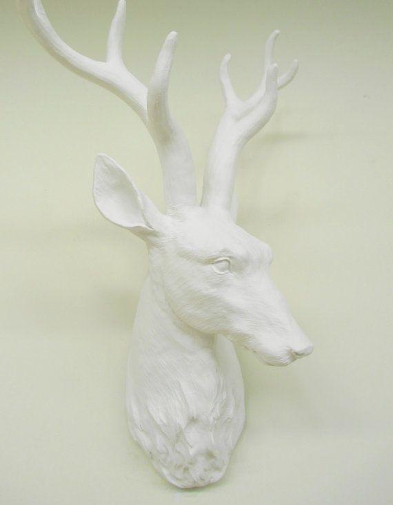 1000 Ideas About Faux Deer Head On Pinterest Deer Heads