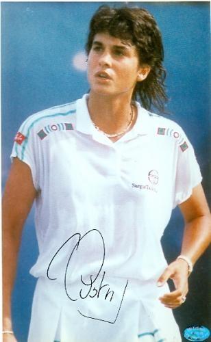 Gabriela Sabatini | #Tennis #Sports #Argentine #Gabriela #Sabatini|