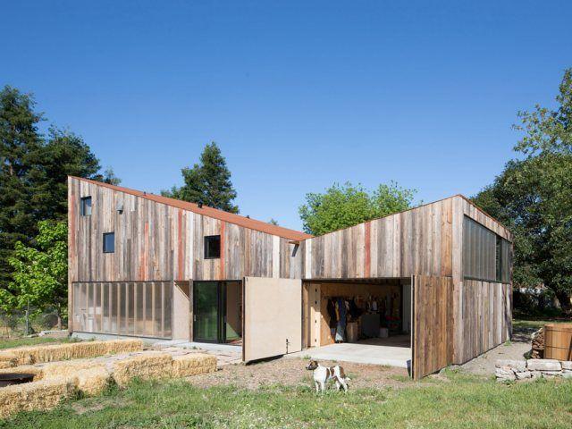 Meier Road Barn Studio / SFOSL