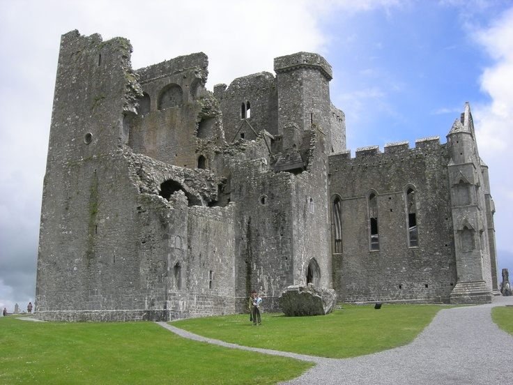 Rock of Cashel - Cashel, Ireland