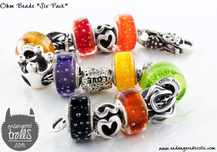 Ohm Beads Six Pack