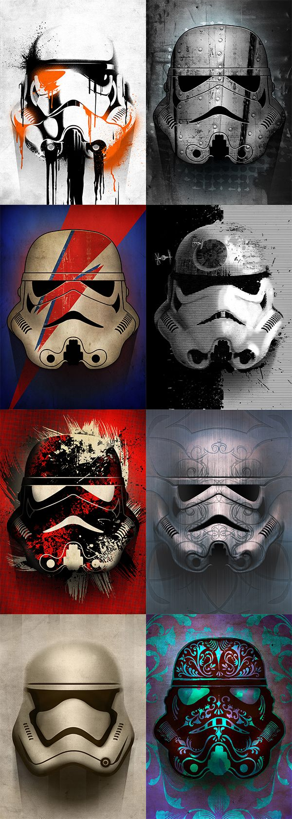 Coolest Star Wars Posters Ever...