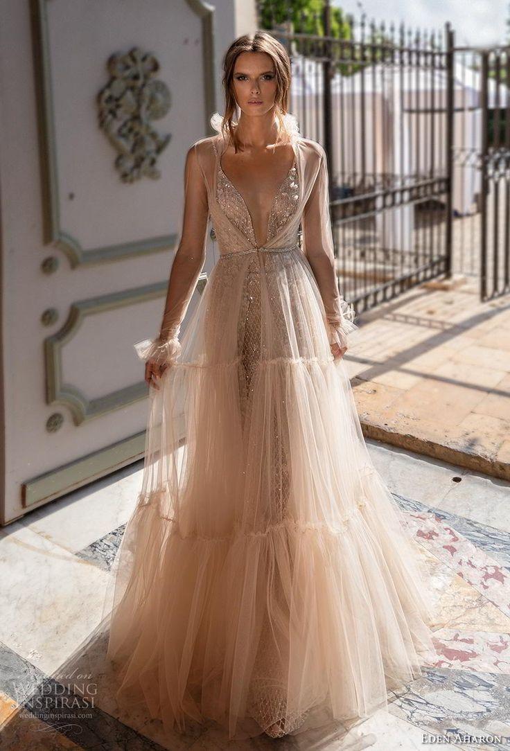 "Eden Aharon 2019 Wedding ceremony Attire — ""Broadway"" Bridal Assortment"