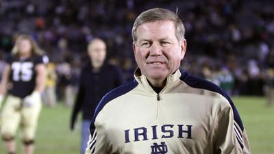 Notre Dame football tickets go on sale