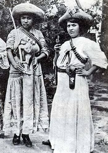 """La Adelita"" came to be an archetype of a woman warrior in Mexico during the Mexican Revolution.    ""La Adelita"" is one of the most famous corridos (folk songs) to come out of the Mexican Revolution. It is the story of a young woman in love with a sergeant who travels with him and his regiment."