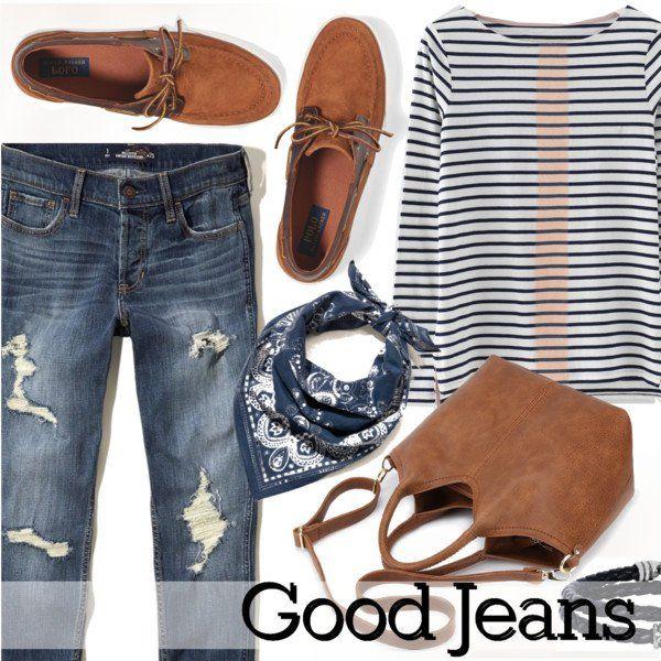 Boyfriend Jeans For Women Over 50 (2)