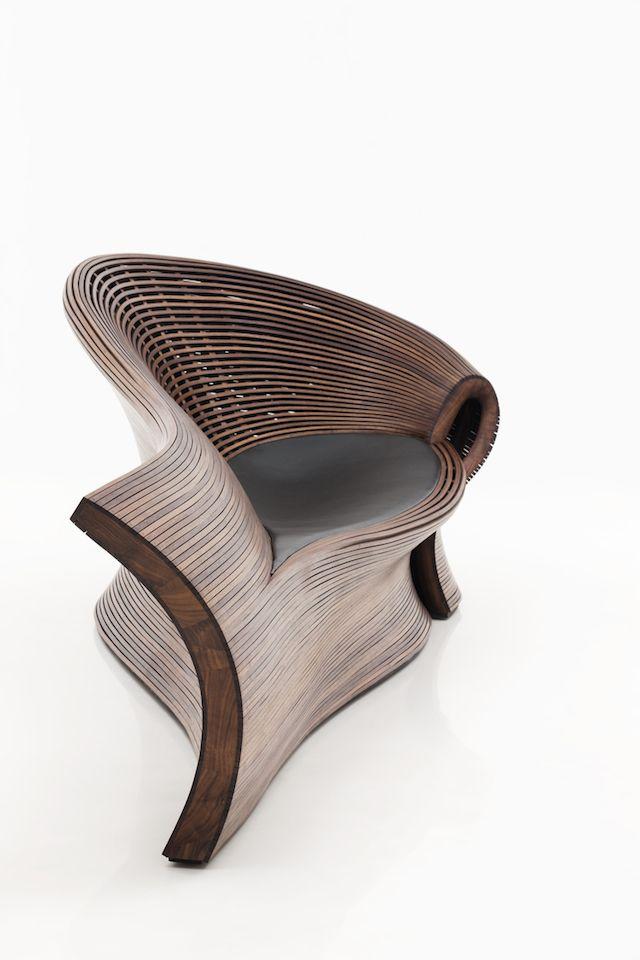 Wood Sofa 5