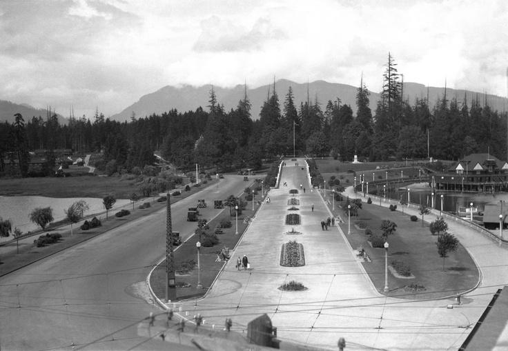 Pre 1939..... No Lions Gate Bridge