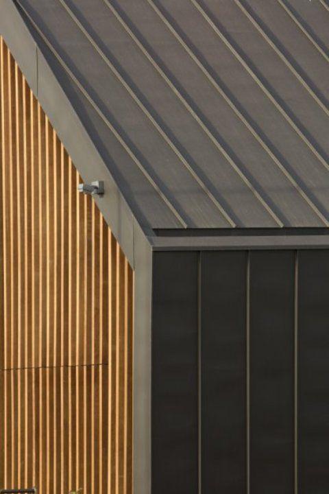 17 Best Ideas About Zinc Roof On Pinterest Modern Barn