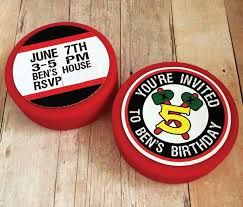 Image result for hockey themed birthday party