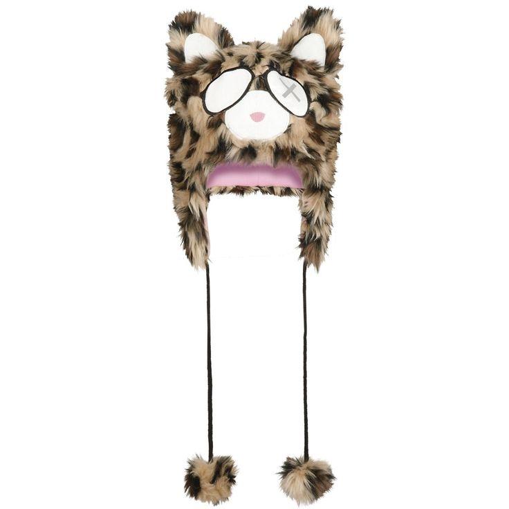 #freaks #friends #fashion #Leo #Cat - #Gorro #invierno #moda #animales #funny #cool things to have!  #empspain la mayor tienda online de Europa de Merchandising oficial de bandas de #Metal  #HardRock  #Heavy  Ropa #Gotica  #Punk y todo lo que te hace falta para vivir el Rockstyle en toda su dimensión...