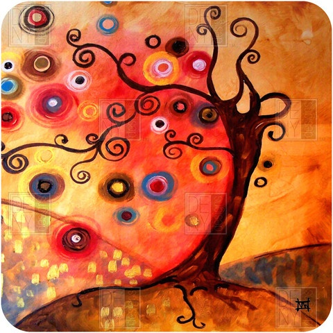 tree, going to paint something like this for my daughter's new room..may do 4 seasons on different canvas'//=)