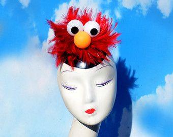 Sie erhalten zwei, drei oder vier der Sesamstraße Headpiece & Fascinator (Big Bird, Krümelmonster, Elmo, Oscar der Grouch) für einen ganz besonderen Preis! Mischen und Sie jedoch mich verlassen des Verkäufers Hinweis, mir zu sagen, was Sie wollen, übereinstimmen. Bitte beachten Sie, dass der Combo-Preis nicht diese Version der Oscar in der Mülltonne einschließt: https://www.etsy.com/listing/242593402/two-piece-oscar-the-grouch-trash-can-hat?ref=shop_home_active_8  Wenn Sie Ihren Oscar mit…