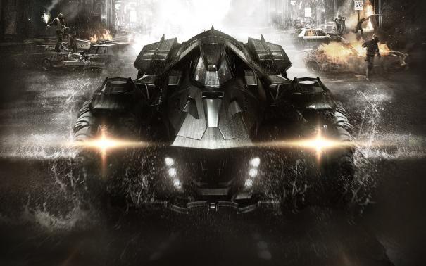 Batman Arkham Knight VideoGame ArkhamVerse NextGen ps4 xbox one