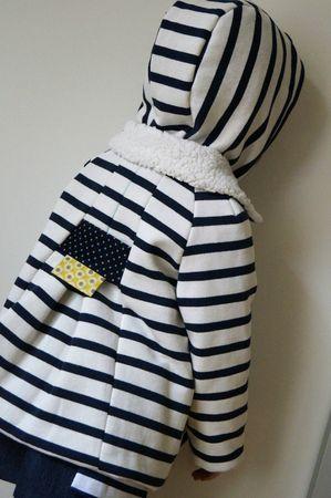 CEPHEE petit marin, Grains de Couture pour Enfants, Ivanne Soufflet, by Ptites Sapes