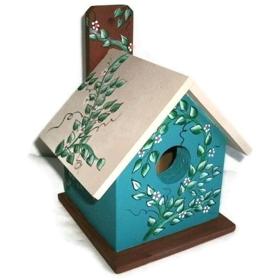 35 best images about birdhouse ideas on pinterest bird for Easy birdhouse ideas