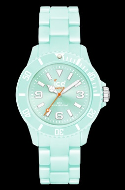 Mint Ice Watch: Pastel Blue, Fashion, Ice Watches, Style, Color, Blue Green, Accessories