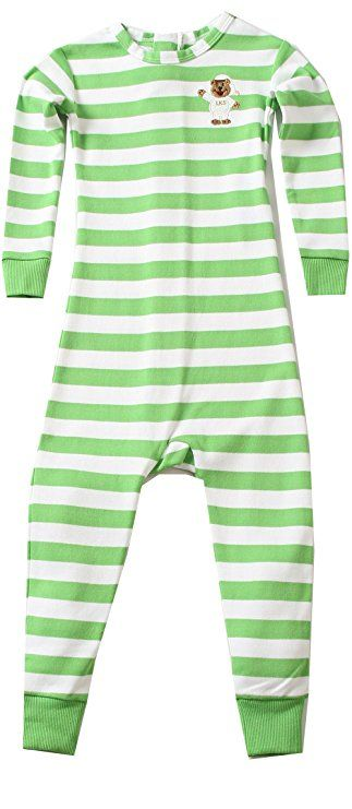 Amazon.com: Little Keeper Sleeper Boys' (Size 2T-12) Long Sleeve Zippered Back Inescapable Pajamas: Clothing