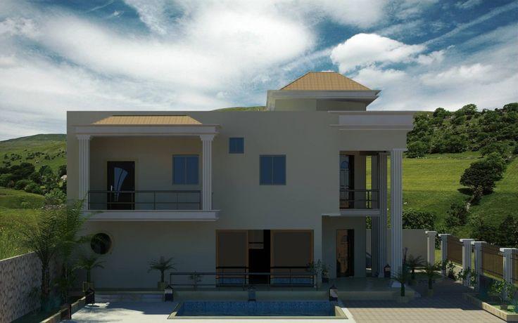Construction du0027une maison en bois, écologique et passive dans le