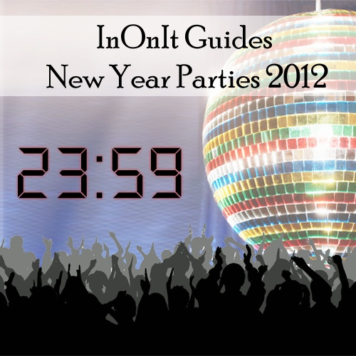 A guide to New Year parties 2012!