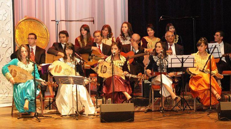 L'Orchestre El Djazira de Kouba