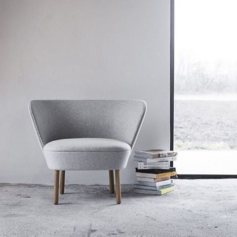 Ooomph! This new lounger! 'WRAP' designed by #rikardlindvall for @stolab1907 launching this week at #stockholmdesignfair2016