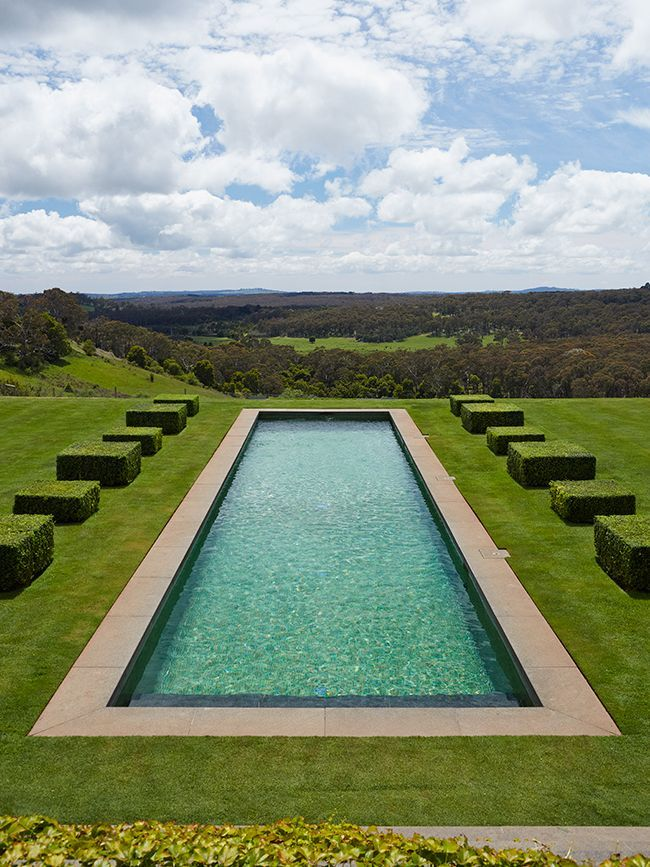Places & Spaces | Paul Bangay's Stonefields Home