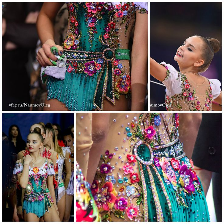 Arina Averina (Russia), ribbon 2017