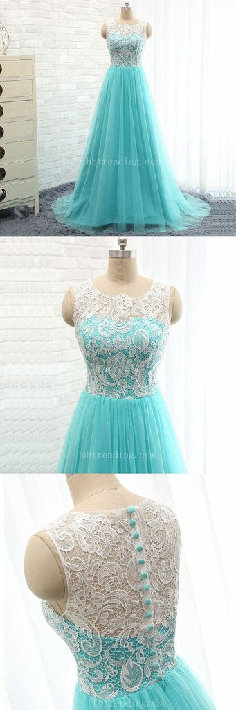 Fashion Prom Dress Lace Top Prom Dresses Party Gown pst1267