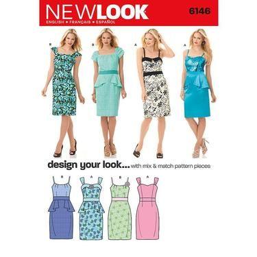 72 best Spotlight Newlook patterns images on Pinterest   Muster ...
