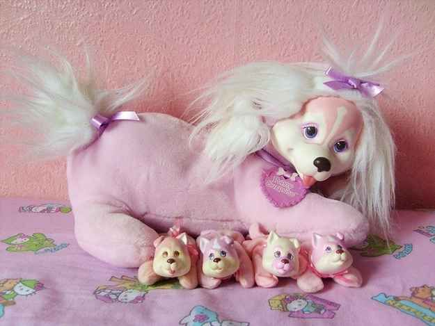 Puppy Surprise | 55 Toys And Games That Will Make '90s Girls Super Nostalgic... Had this one