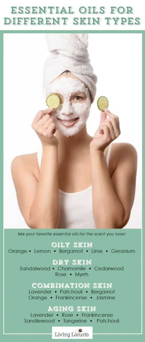 Best Essential Oils for Skin and Face. Look younger and ...