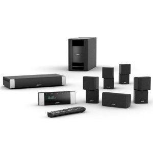 Bose Lifestyle V20 Home Theater System - Black by Bose. $900.00. Bose Lifestyle V20 Black 51-channel Home Theater System - LSV20HTBLACK