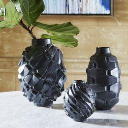 Vases - Grenade Zipper Vase