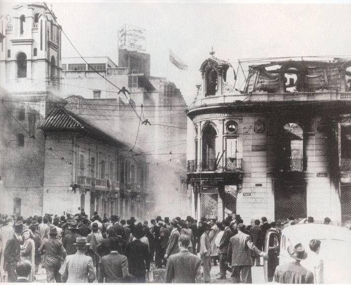 9 de abril de 1948: Hotel Regina - Sady Gonzalez