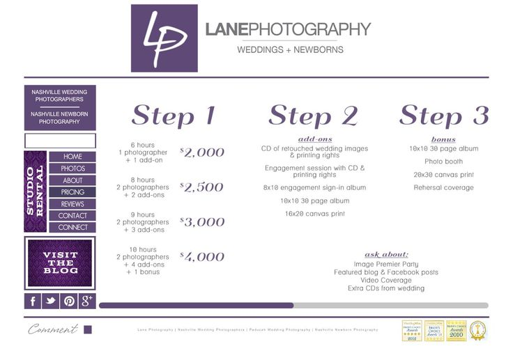 Wedding Photography Packages Prices: Wedding Photography Prices 13