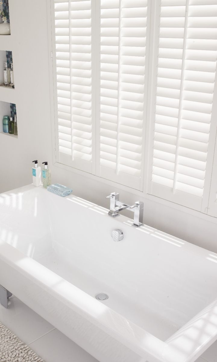 Waterproof shutters for bathroom window 28 images bathroom shutters wetroom shower room - Bathroom shades waterproof ...