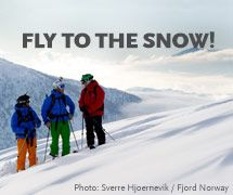 Flights to Norway and the rest of the world - fly with Widerøe