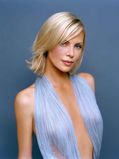 Photos of Charlize Theron, one of the hottest girls in movies and TV. Currently ranking number one on the world's most beautiful women, Charlize Theron is also stunning in a bikini.Charlize's first major role was in the movie 2 Days in the Valley. She has since been in such movies as Th...